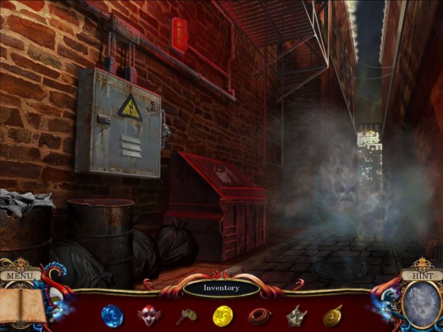 Shattered Minds: Masquerade Collector's Edition Game screenshot 1