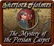 Free Sherlock Holmes: The Mystery of the Persian Carpet Game