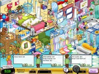 Shop-n-Spree Game screenshot 1