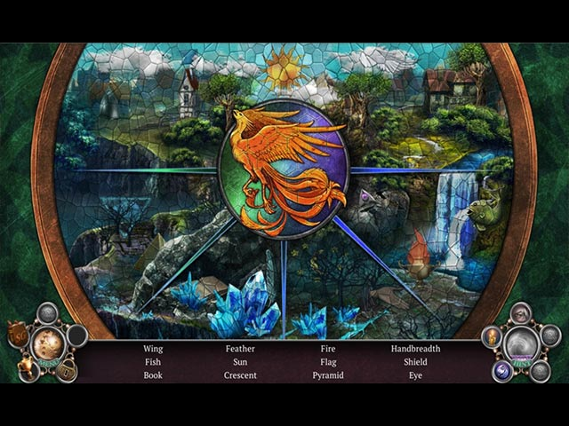 Shrouded Tales: The Shadow Menace Collector's Edition Game screenshot 2