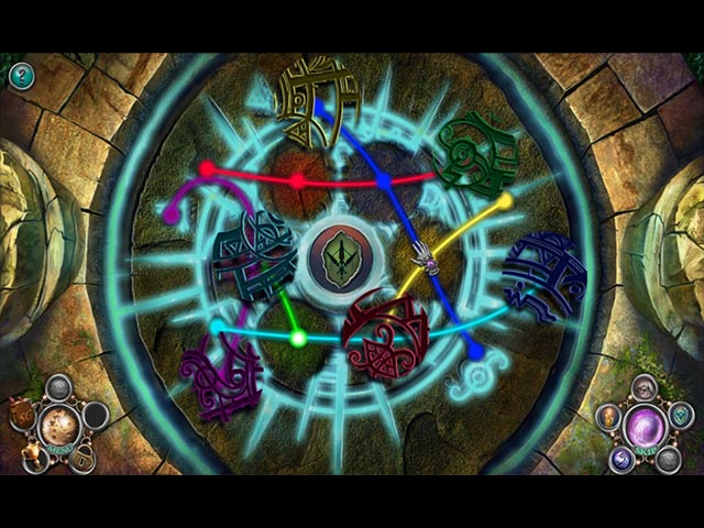 Shrouded Tales: The Shadow Menace Collector's Edition Game screenshot 3
