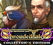 Free Shrouded Tales: The Spellbound Land Collector's Edition Game