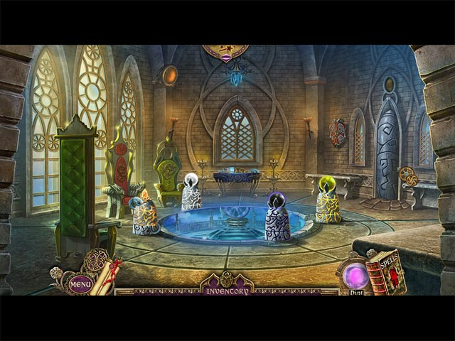 Shrouded Tales: The Spellbound Land Collector's Edition Game screenshot 2