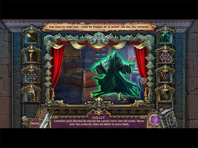 Shrouded Tales: The Spellbound Land Collector's Edition Game screenshot 3
