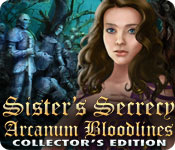 Free Sister's Secrecy: Arcanum Bloodlines Collector's Edition Game