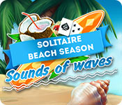 Free Solitaire Beach Season: Sounds Of Waves Game