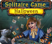 Free Solitaire Game: Halloween Game