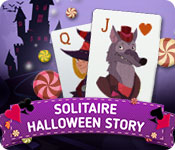 Free Solitaire Halloween Story Game