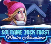 Free Solitaire Jack Frost: Winter Adventures Game