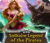 Free Solitaire Legend of the Pirates Game