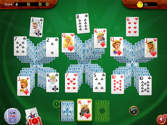 Solitaire Perfect Match Game screenshot 3