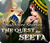 Free Solitaire Stories: The Quest for Seeta Game