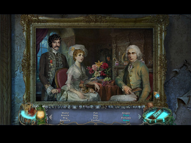 Spirit of Revenge: Florry's Well Collector's Edition Game screenshot 2