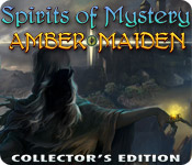 Free Spirits of Mystery: Amber Maiden Collector's Edition Game