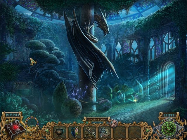 Spirits of Mystery: Song of the Phoenix Game screenshot 1