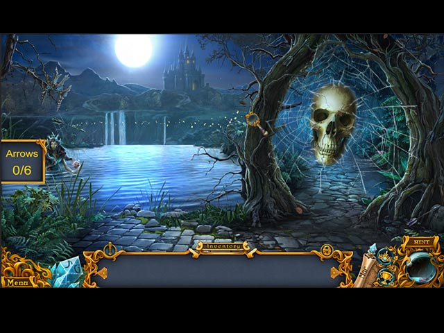 Spirits of Mystery: The Fifth Kingdom Collector's Edition Game screenshot 1