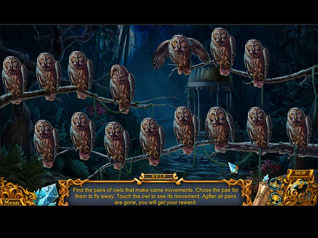 Spirits of Mystery: The Fifth Kingdom Collector's Edition Game screenshot 3
