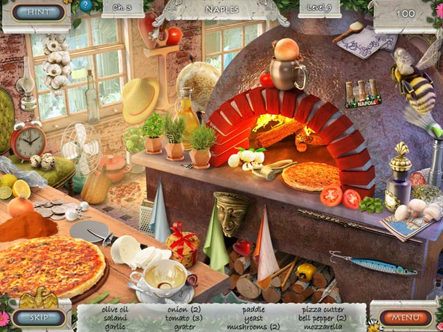 Summer in Italy Game screenshot 1