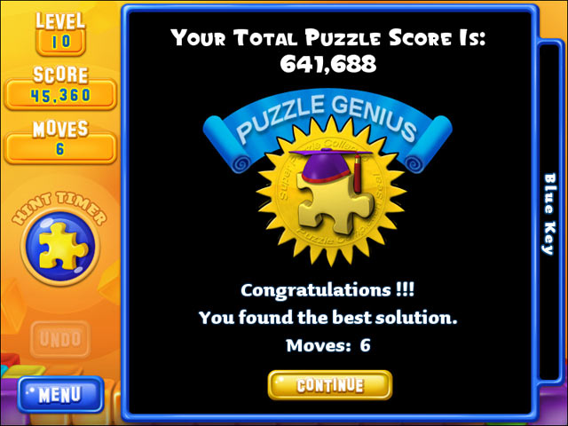 Super Collapse! Puzzle Gallery Game screenshot 3