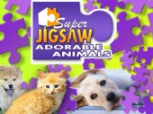 Free Super Jigsaw Adorable Animals 2 Game