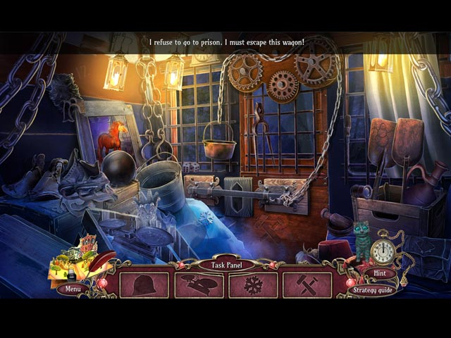 Surface: Lost Tales Collector's Edition Game screenshot 2