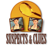 Free Suspects and Clues Game