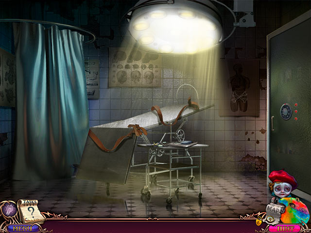 Tales of Terror: Art of Horror Collector's Edition Game screenshot 1