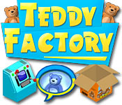 Free Teddy Factory Game