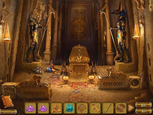 Temple of Life: The Legend of Four Elements Game screenshot 2