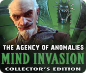 Free The Agency of Anomalies: Mind Invasion Collector's Edition Game