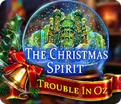 Free The Christmas Spirit: Trouble in Oz Game