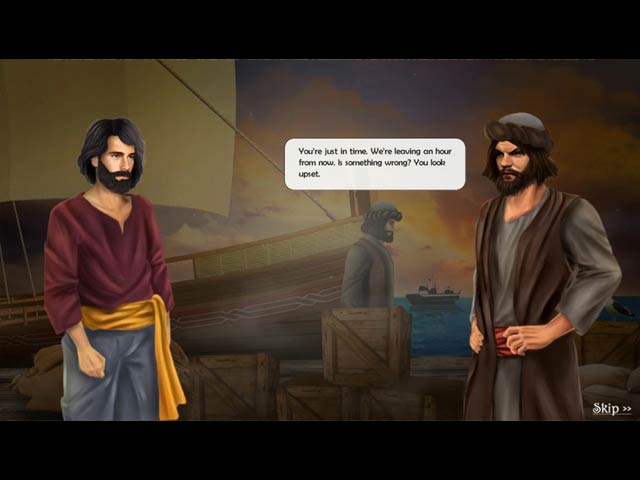 The Chronicles of Jonah and the Whale Game screenshot 2