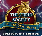 Free The Curio Society: Eclipse Over Mesina Collector's Edition Game