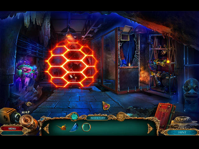 The Curio Society: The Thief of Life Game screenshot 1