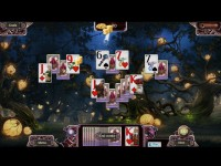 The Far Kingdoms: Age of Solitaire Game screenshot 1
