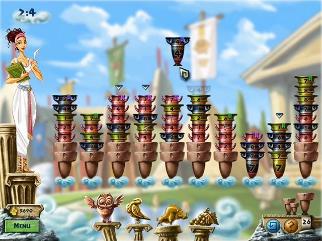 The First Olympic Tidy Up Game screenshot 1