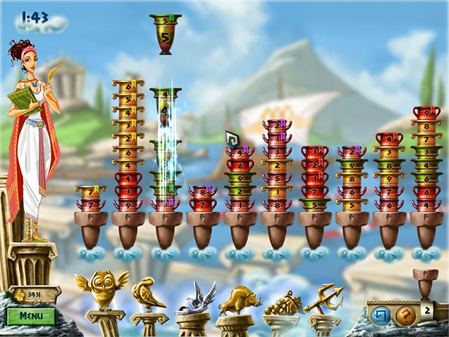 The First Olympic Tidy Up Game screenshot 2
