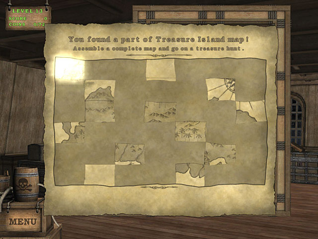The Flying Dutchman: In The Ghost Prison Game screenshot 2