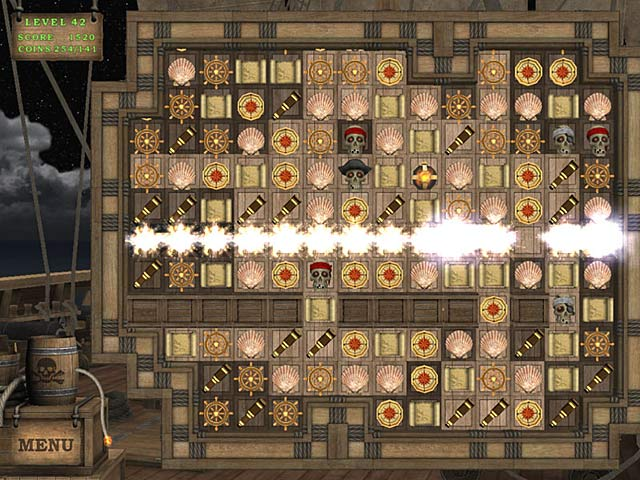 The Flying Dutchman: In The Ghost Prison Game screenshot 3