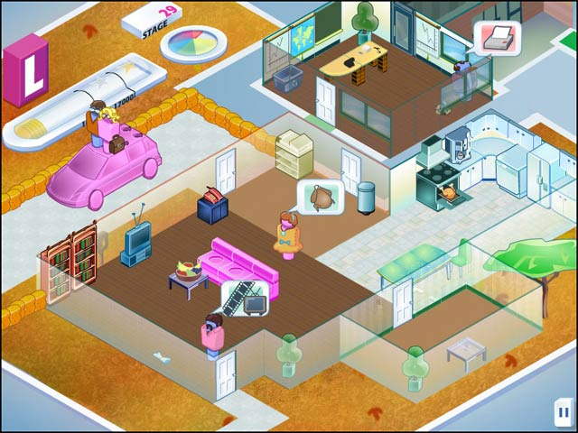 The Game of LIFE: Path to Success Game screenshot 1