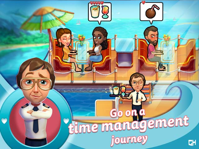 The Love Boat Collector's Edition Game screenshot 2