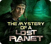 Free The Mystery of a Lost Planet Game