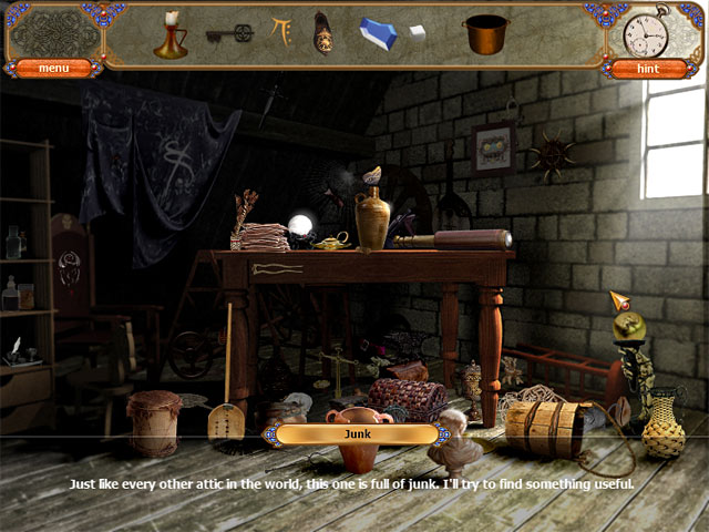 The Mystery of the Dragon Prince Game screenshot 3