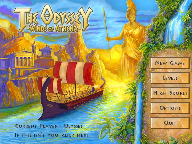 The Odyssey: Winds of Athena Game screenshot 3