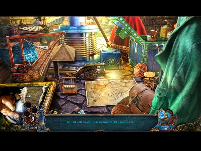 The Secret Order: Beyond Time Collector's Edition Game screenshot 2