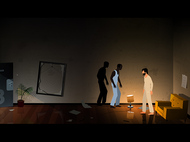 The Silent Age Game screenshot 2
