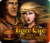 Free Tiger Eye: Part I: Curse of the Riddle Box Game