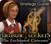Free Treasure Seekers: The Enchanted Canvases Strategy Guide Game