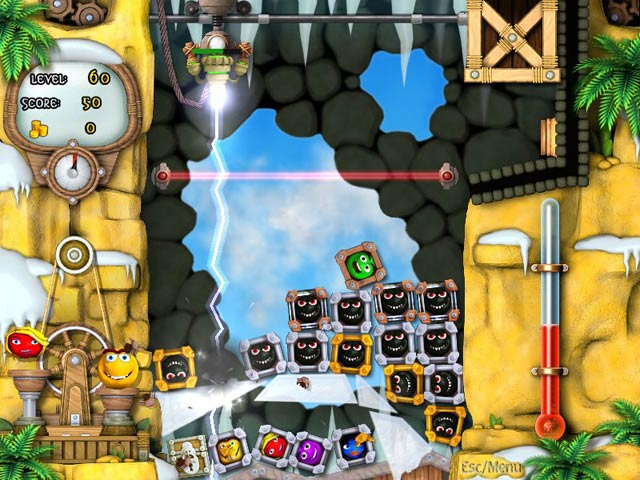 Trio: The Great Settlement Game screenshot 1