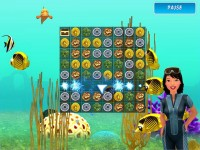 Tropical Dream: Underwater Odyssey Game Download screenshot 2